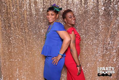 2018 Liberty Lutheran Employee Appreciation Mardi Gras Event at Hilton City Ave Philadelphia