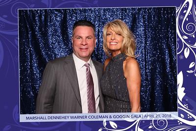 Marshall, Dennehey, Warner, Coleman & Goggin Gala 2018