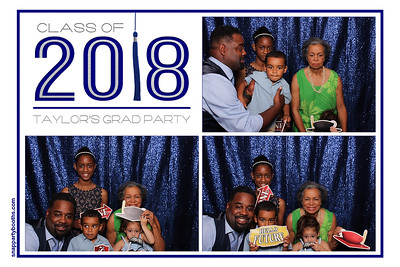 Taylor's Grad Party at the Huntingdon Valley Country Club 2018