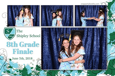 The Shipley School's 8th Grade Finale 2018 @ Shipley Commons