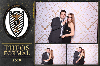 Theos Fraternity Spring Formal at Tendenza Philadelphia 2018