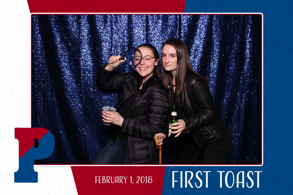 University of Pennsylvania's Annual First Toast at Xfinity Live 2018