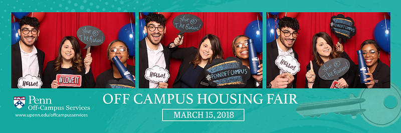 2018 UPenn Off-Campus Housing Fair