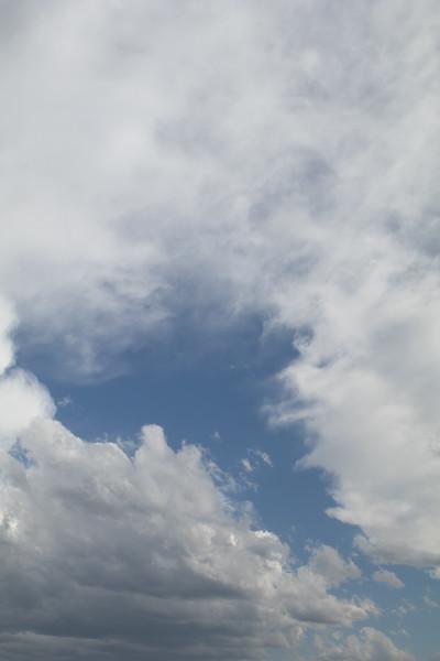 Week 21 - Clouds