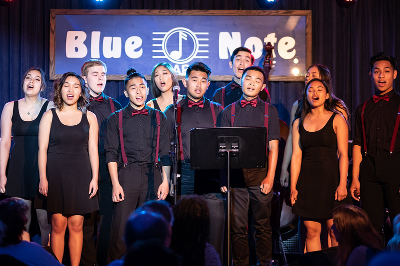 Wé McDonald at Blue Note Napa