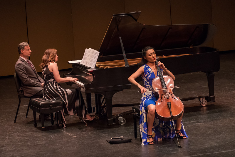 Bouchaine Young Artist Concert at Napa Valley College