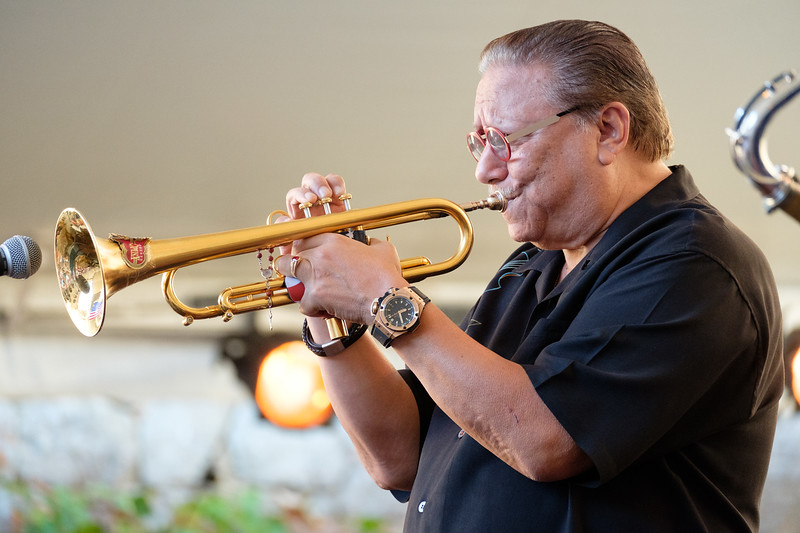 Jazz @ the Castello with Arturo Sandoval