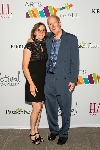 Arts for All Gala at HALL St. Helena