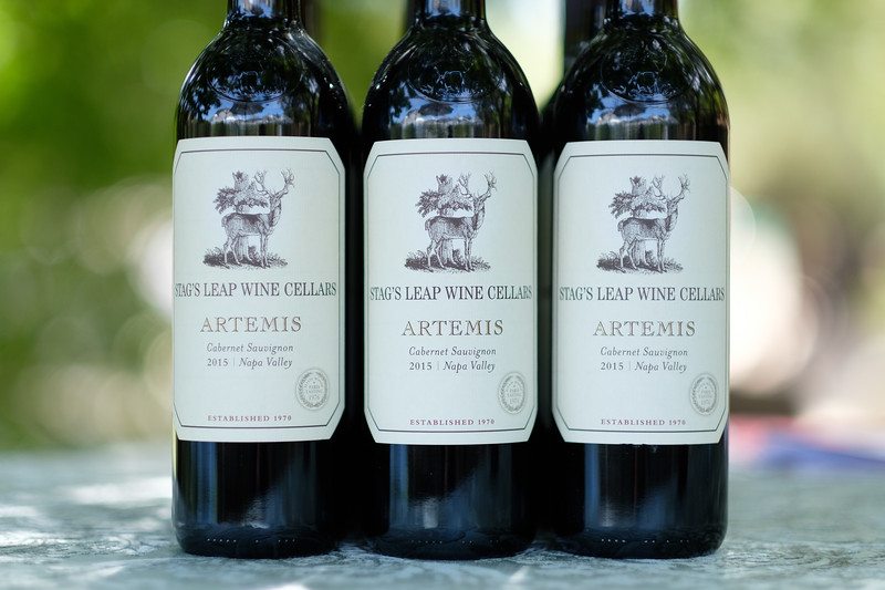Vintner's Luncheon at Stag's Leap Wine Cellars