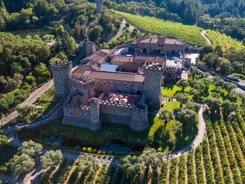 Grand Cru Piano Series Concertos at Castello di Amorosa