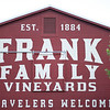 Patron Dinner at Frank Family Vineyards