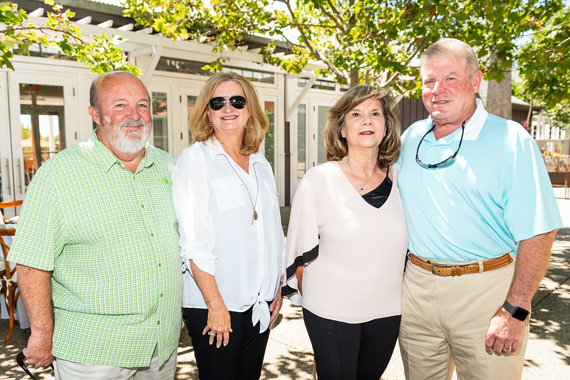 Vintner's Luncheon at Carneros Resort & Spa