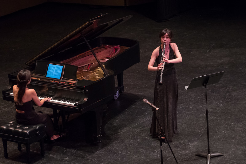 Bouchaine Young Artist Concert: Yoonah Kim, clarinet