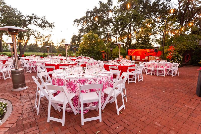 Patron Dinner at Silverado Resort & Spa