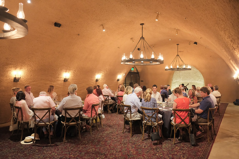 Vintner's Luncheon at Calistoga Ranch