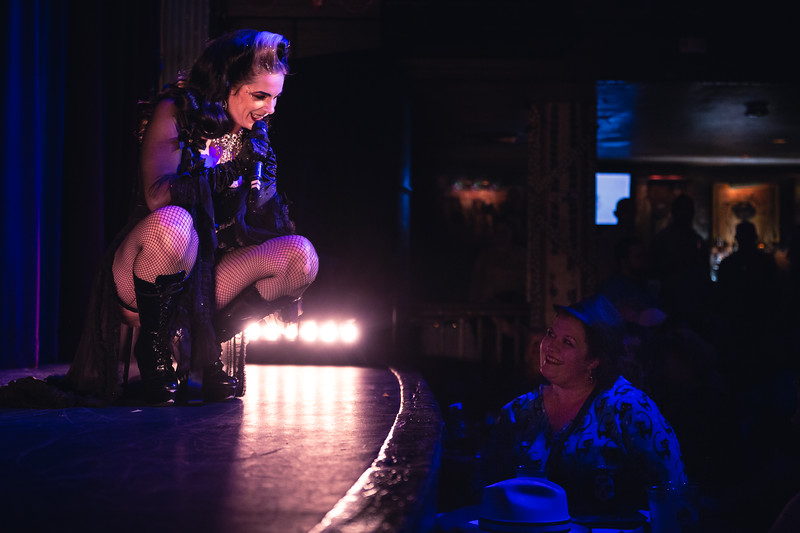 GoGo McGregor - Bad Girls of Burlesque - 9/21/2018