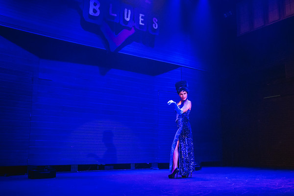 Ferri Maya - Belle of The Ball Burlesque Show - 9/23/2018