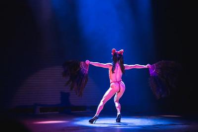 2018 NOLA Burlesque Festival - Belle of the Ball