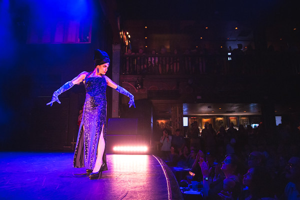 Ferri Maya - Belle of The Ball Burlesque Show - 9/23/2018