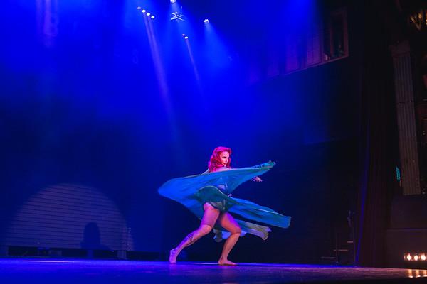 Jolie Lolita - Belle of The Ball Burlesque Show - 9/23/2018