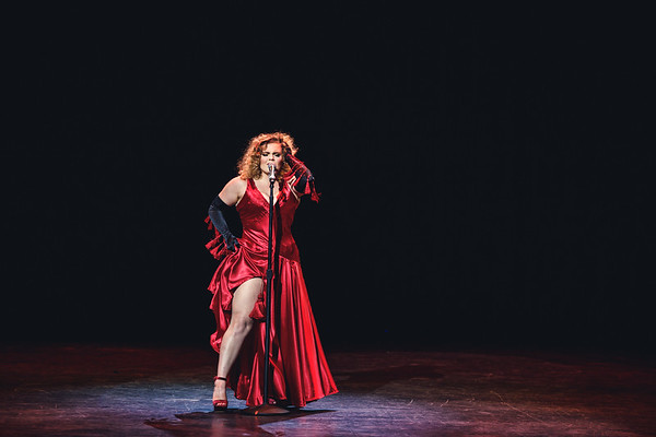 Honey Lustre - Mondo Burlesque - 9/21/2018