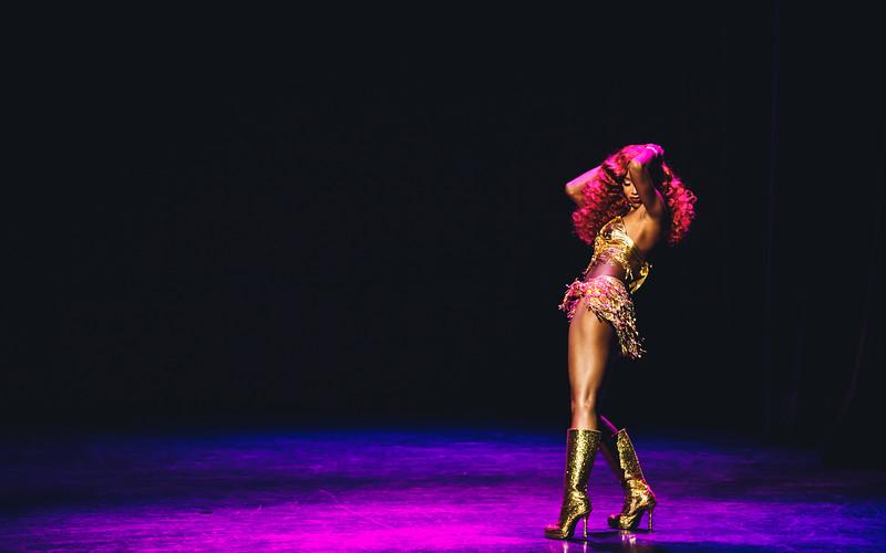 Juno - Mondo Burlesque - 9/21/2018