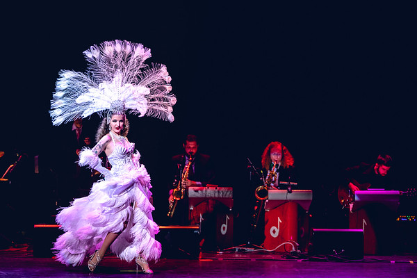 Minouche Van Marabou - Queen of Burlesque Show - 9/22/2018