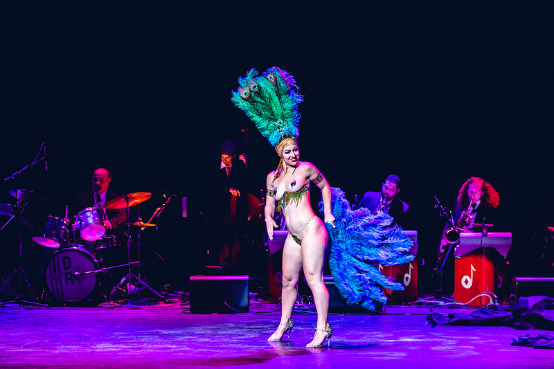 Aria Delanoche - Queen of Burlesque - 9/22/2018