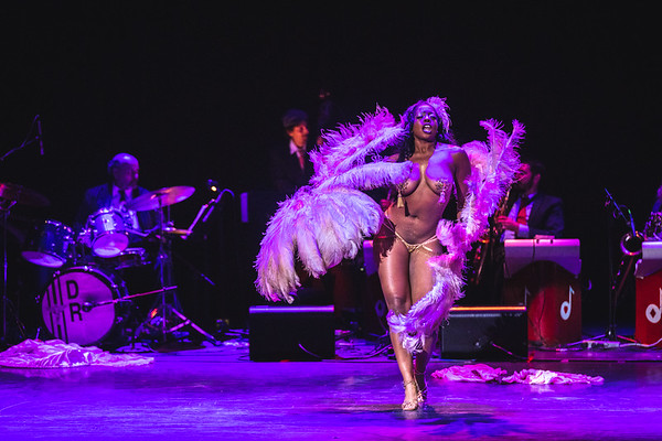 Jessebelle Thunder - Queen of Burlesque Show - 9/22/2018
