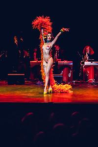 Raquel Reed - Queen of Burlesque Show - 9/22/2018
