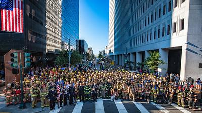 New Orleans 9/11 Memorial Stair Climb - 2018