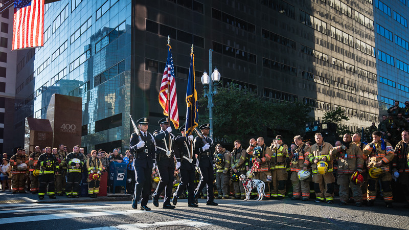 2018 New Orleans 9/11 Memorial Stair Climb