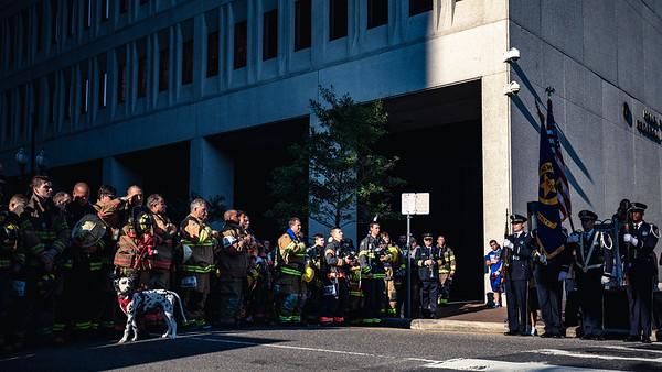 2018 New Orleans 9/11 Memorial Stair Climb