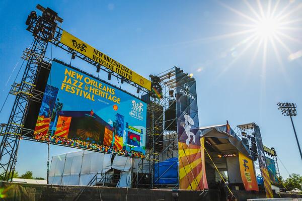 2018 New Orleans Jazz & Heritage Festival (Jazz Fest)