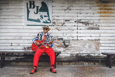 New Orleans Photography Experience - Little Freddie King