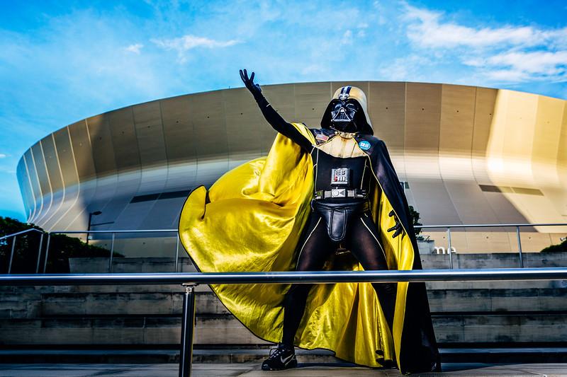 Saint Vader