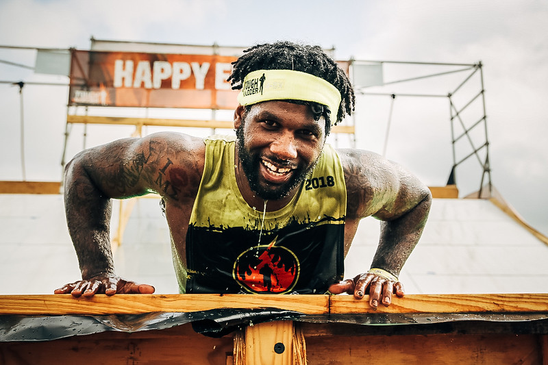 Tough Mudder New Orleans