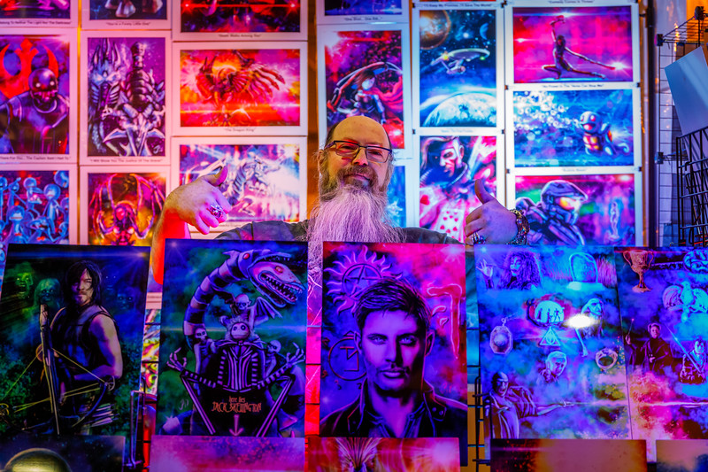 Wizard World - New Orleans 2018