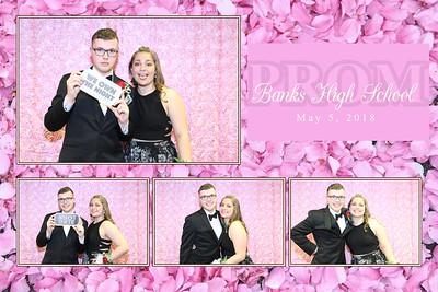 Banks High School Prom 5.5.2018