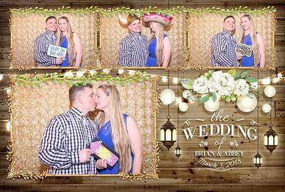 Berg Wedding 3.3.2018