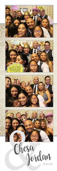 Caoli Wedding Photobooth 8.31.2018