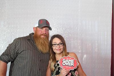 Diaz Wedding Photobooth 6.16.2018