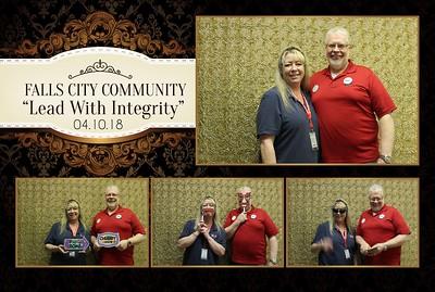 Falls City Community Night Photobooth 4.10.2018