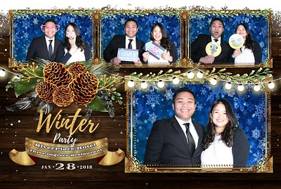 RiverPlace Hotel & Three Degrees Winter Party 1.28.2018
