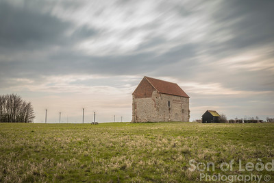 St Peters Chapel - Bradwell on Sea, Essex