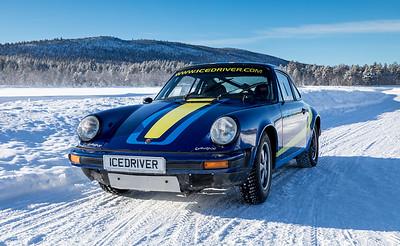 Ice Driver Norway