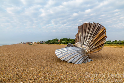 The Scallop - Aldeburgh