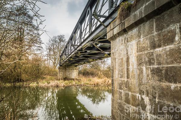 Service Bridges - River Chelmer Essex