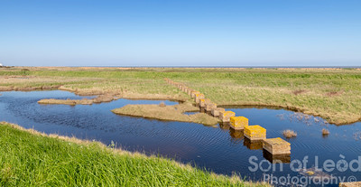WW2 Anti Tank Defences - Shingle Street, Suffolk