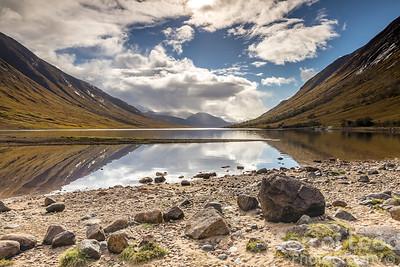 Loch Etive - Glencoe